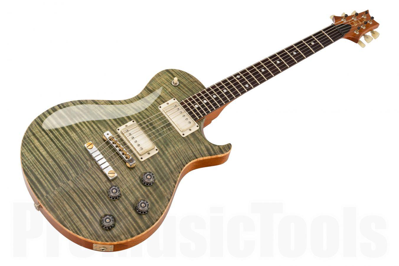 PRS USA Singlecut SC58 Stripped TG - Trampas Green
