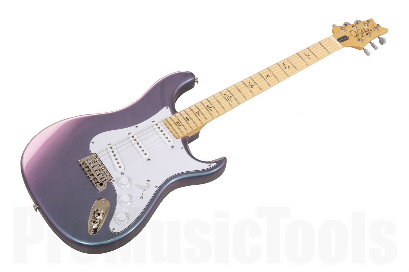 PRS USA Silver Sky John Mayer Signature - Lunar Ice Limited Edition