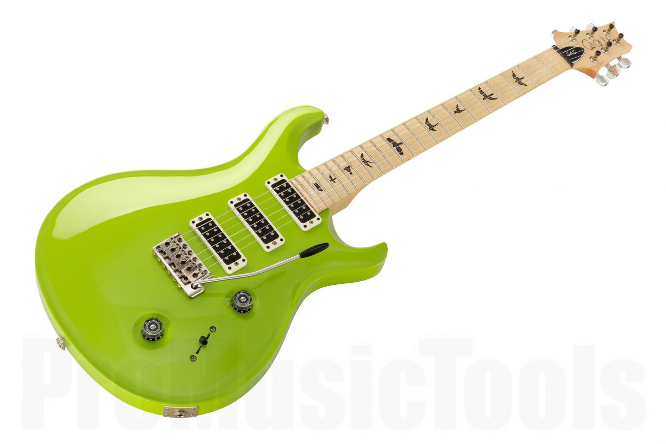 PRS USA Swamp Ash Special LG - Lime Green Opaque - Custom Order