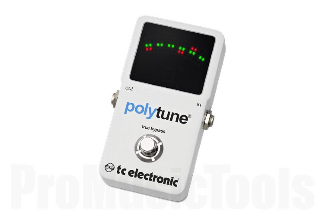 TC Electronic PolyTune 2 - b-stock (1x opened box)
