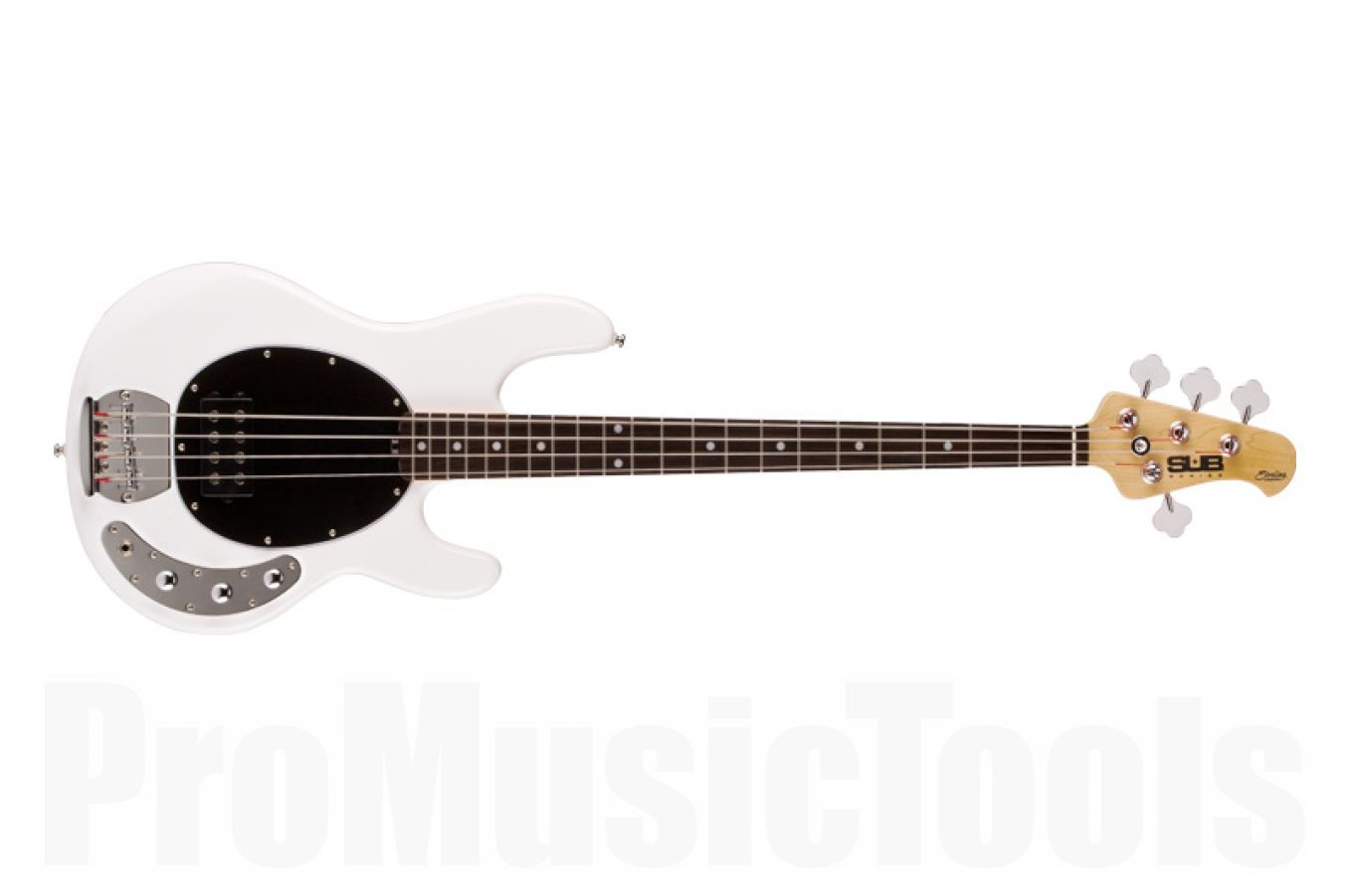 Sterling by Music Man S.U.B. Ray4 WH - White