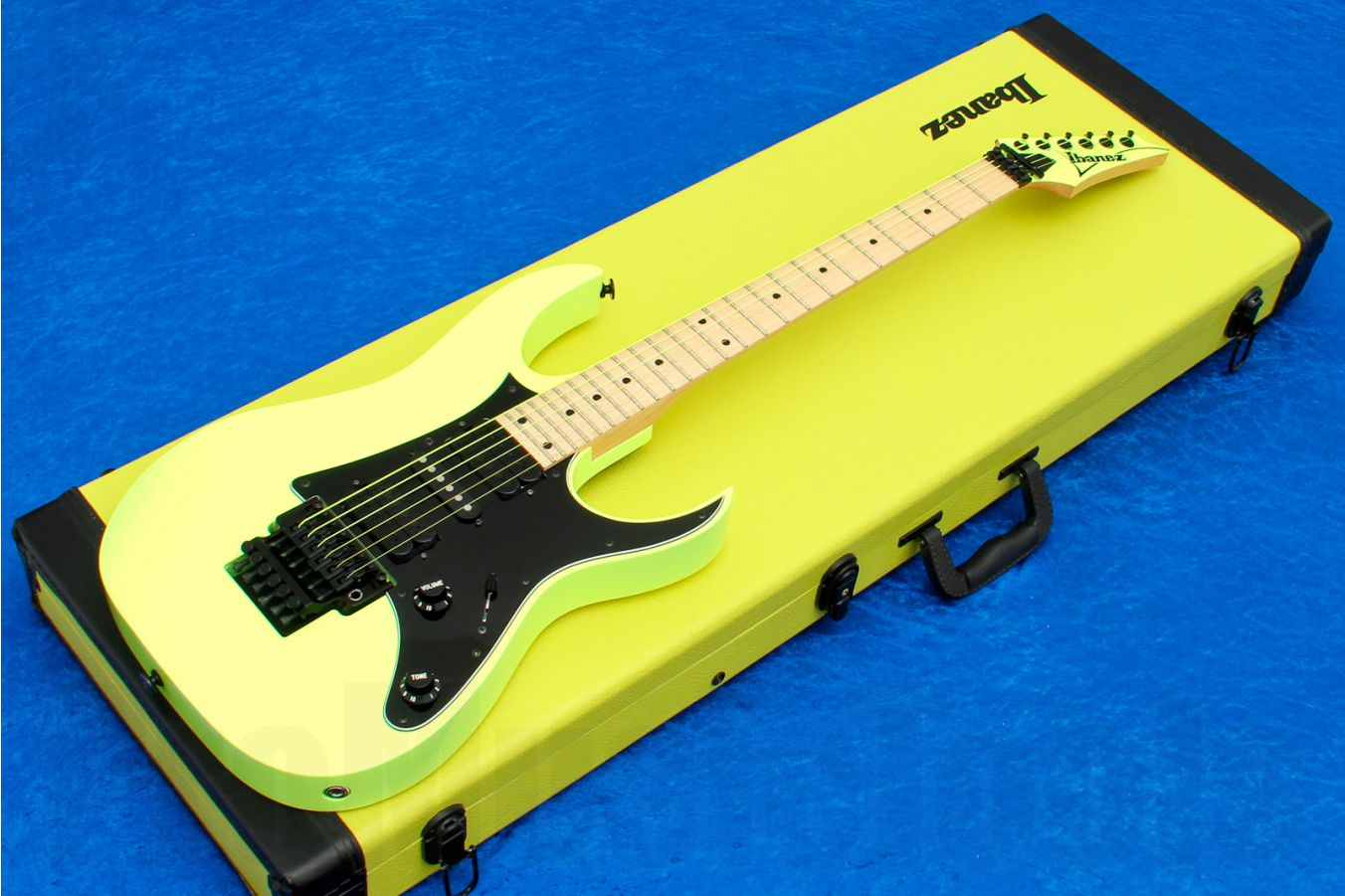 Ibanez RG550MXX DY - Desert Yellow - 20th Anniversary Reissue
