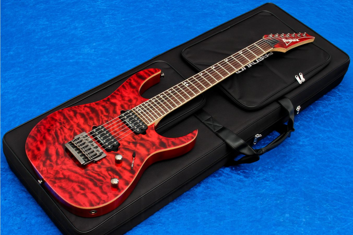 Ibanez RG927FXQM RDT Premium - Red Desert - demo