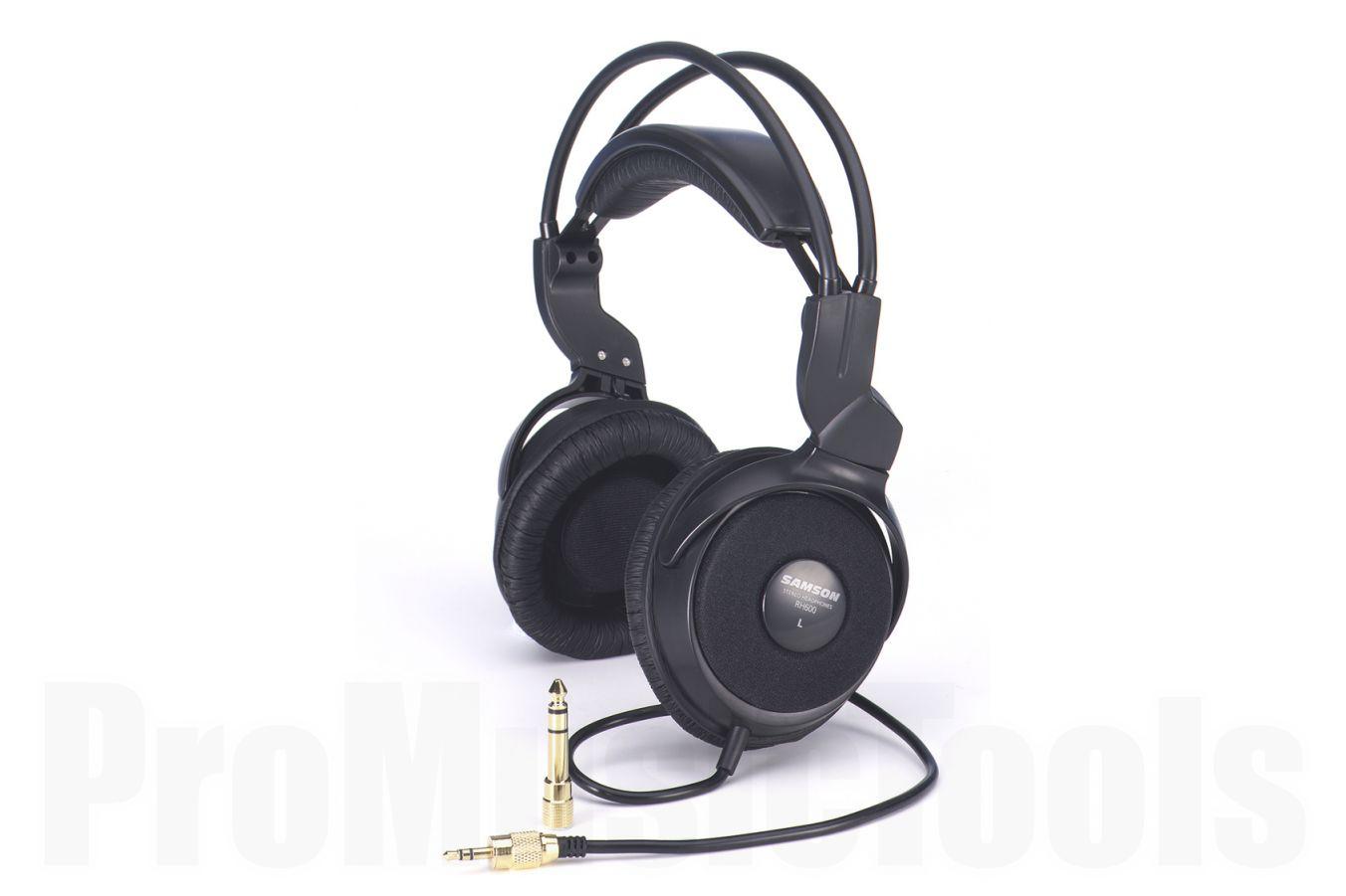 Samson RH600 Studio Reference Headphones