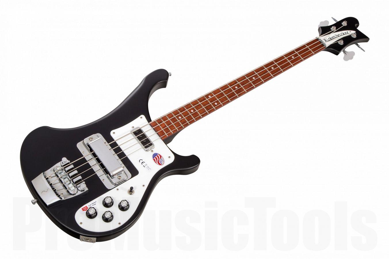 Rickenbacker 4003S - Matte Black