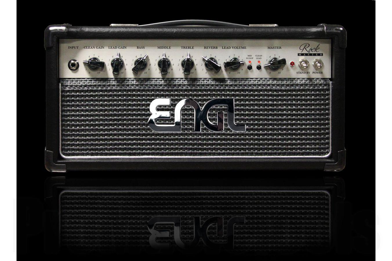 Engl Rockmaster 20 Head E307 - b-stock (1x opened box)