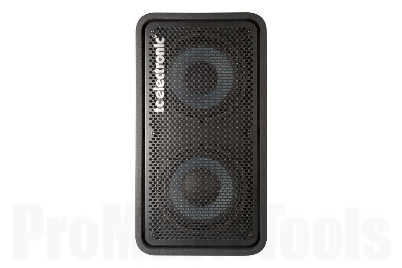 TC Electronic RS210 Rebel Stack Bass Box - demo w/ major cosmetic wear