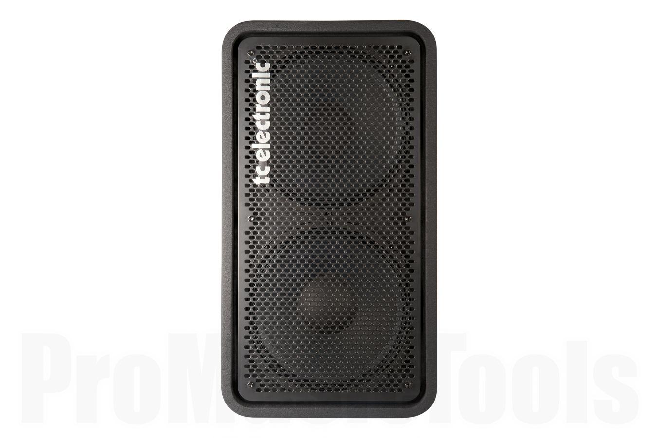 TC Electronic RS212 Rebel Stack 2x12' Bass Box - demo