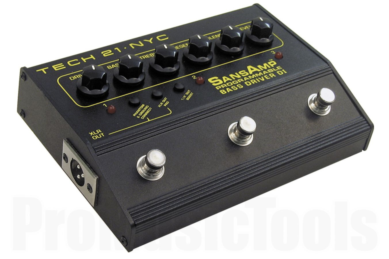 Tech 21 USA SansAmp Bass Driver D.I. Programmable - b-stock (1x opened box)