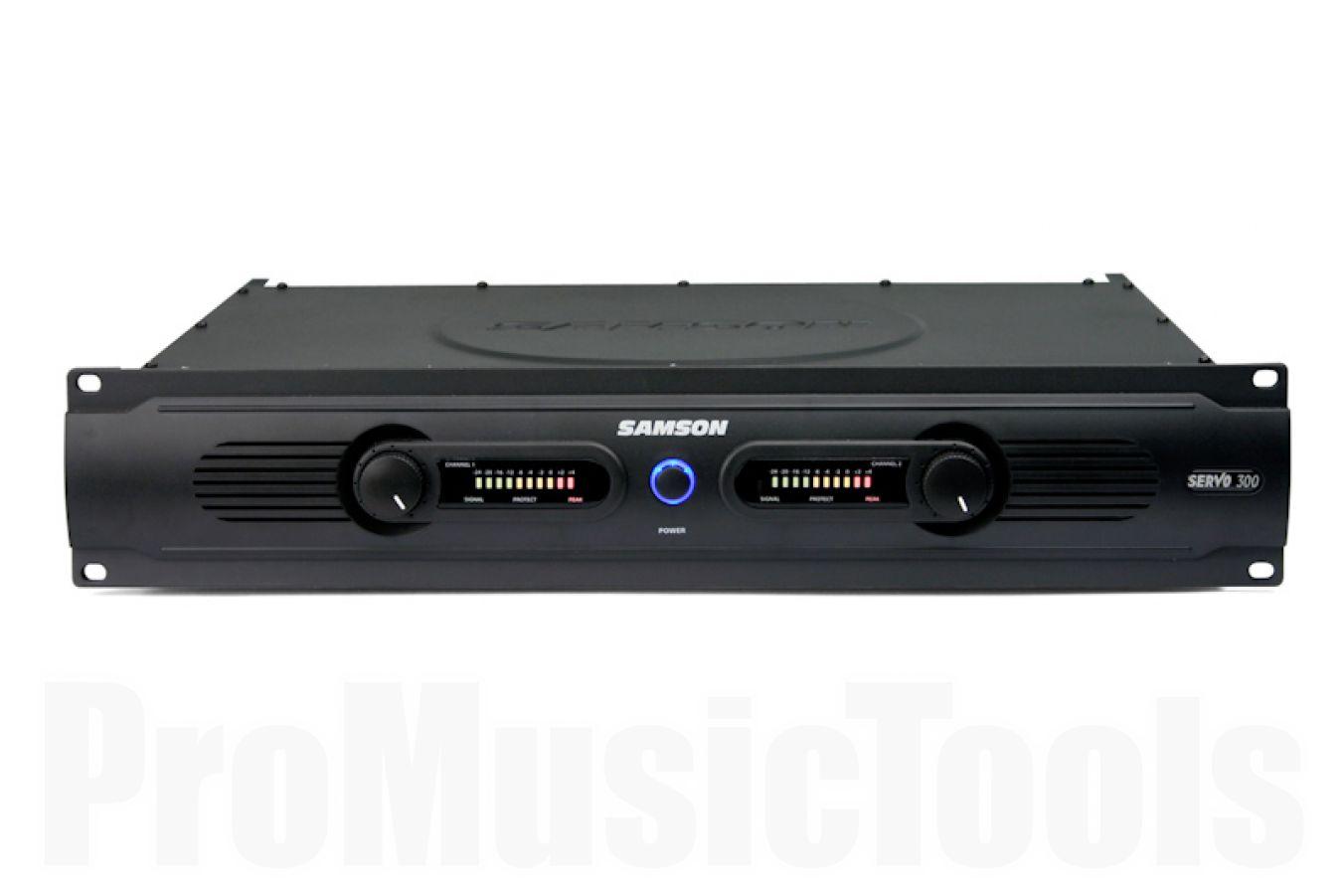 Samson Servo 300 Power Amplifier