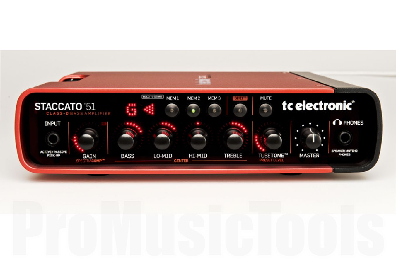 TC Electronic Staccato '51 - demo