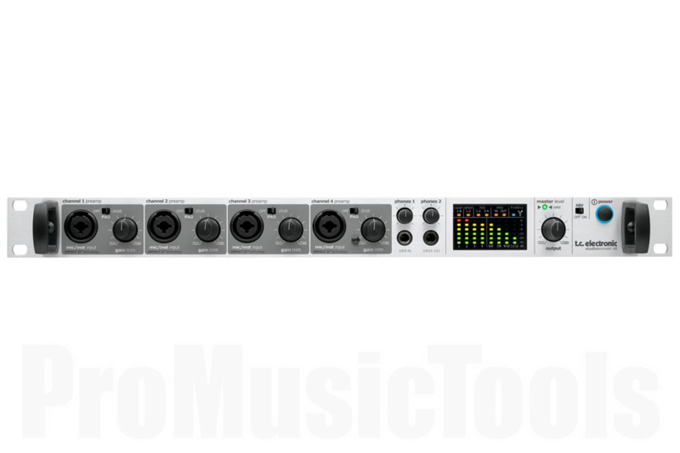 TC Electronic Studio Konnekt 48 incl. Remote