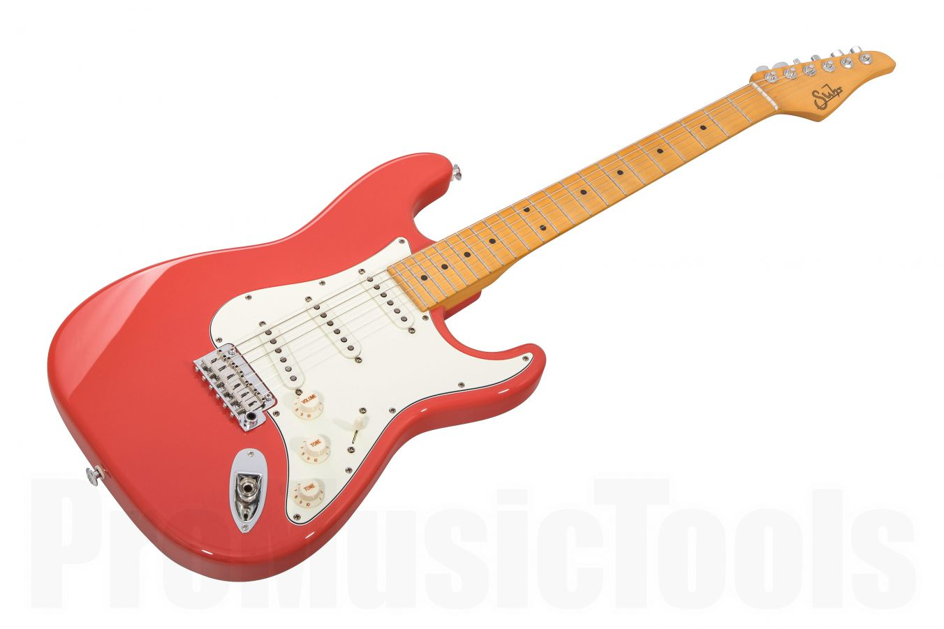 Suhr Classic Pro SSS FR - Fiesta Red MN