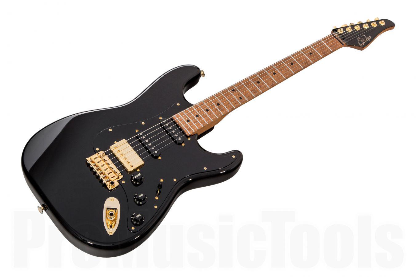 Suhr Mateus Asato Signature Classic Pro BK - Black