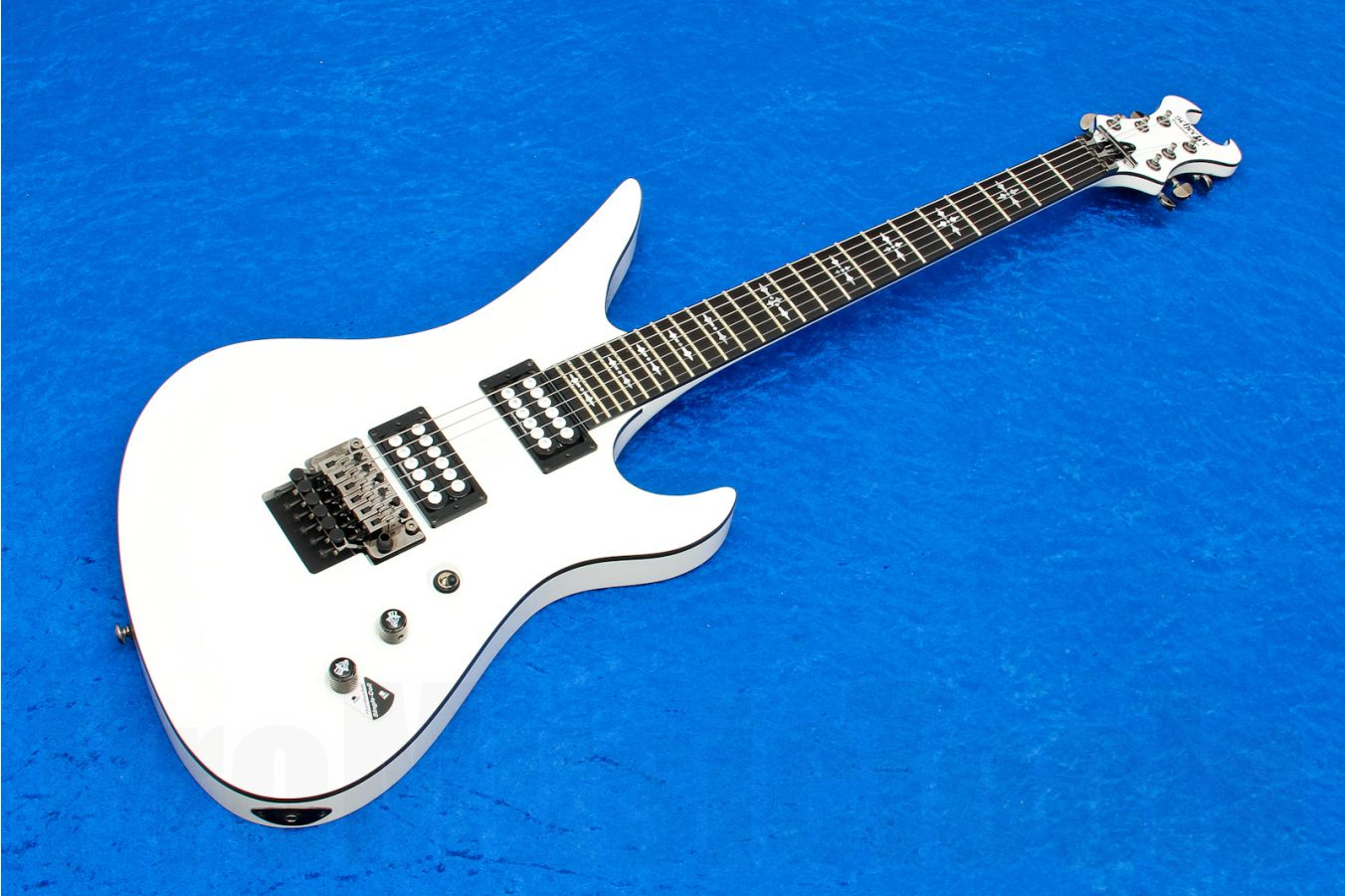Schecter Synyster Gates Special WHT - Gloss White