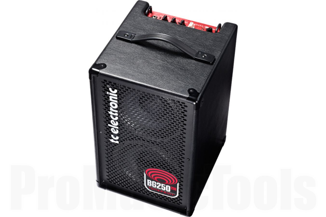 TC Electronic BG250-208 Bass Combo - demo