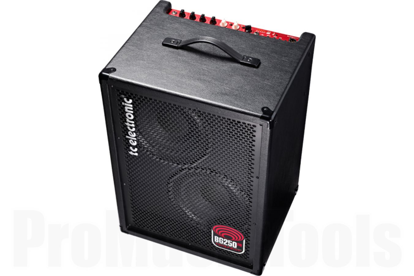 TC Electronic BG250-210 Bass Combo - demo