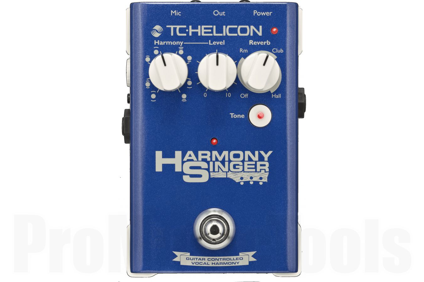 TC Helicon Harmony Singer - demo