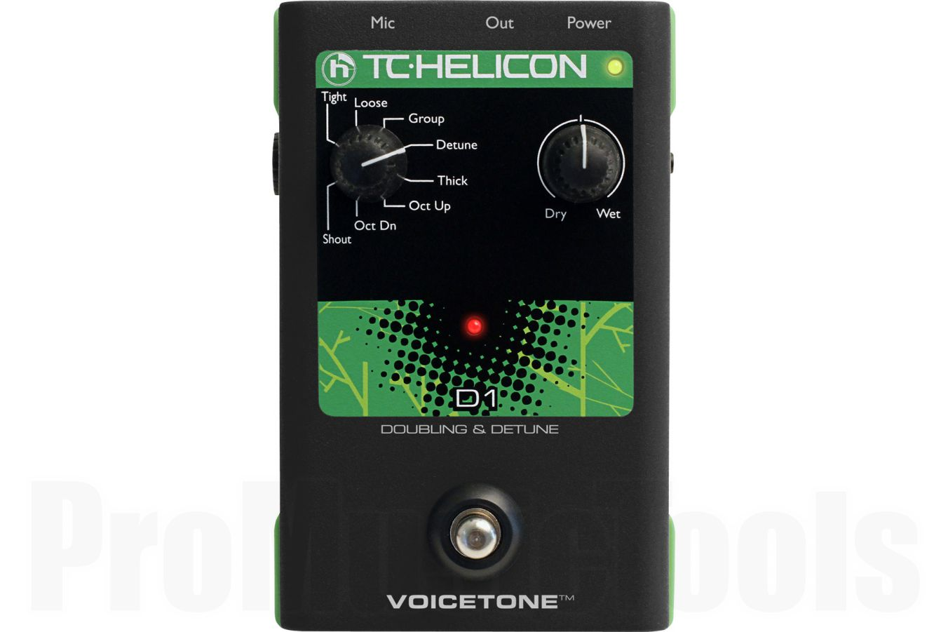 TC Helicon VoiceTone D1 Doubling & Detune - b-stock (1x opened box)