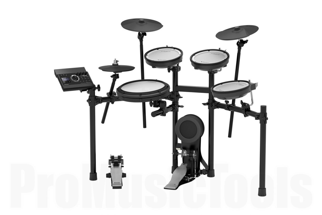 Roland TD-17KV KIT V-Drums E-Drum Set incl. MDS-COM Stand