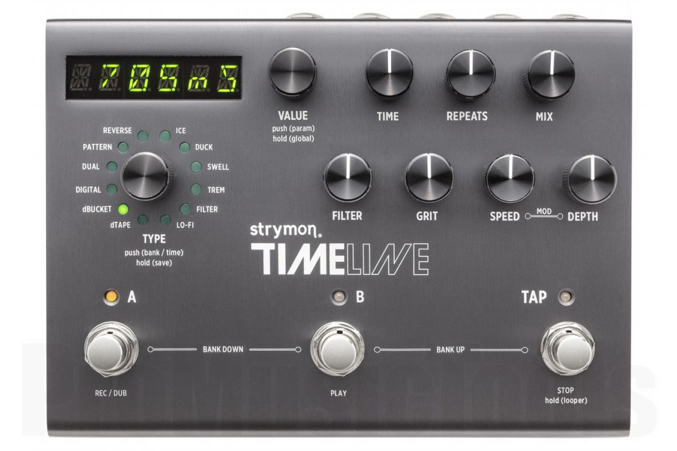 Strymon Timeline & MiniSwitch Bundle Set