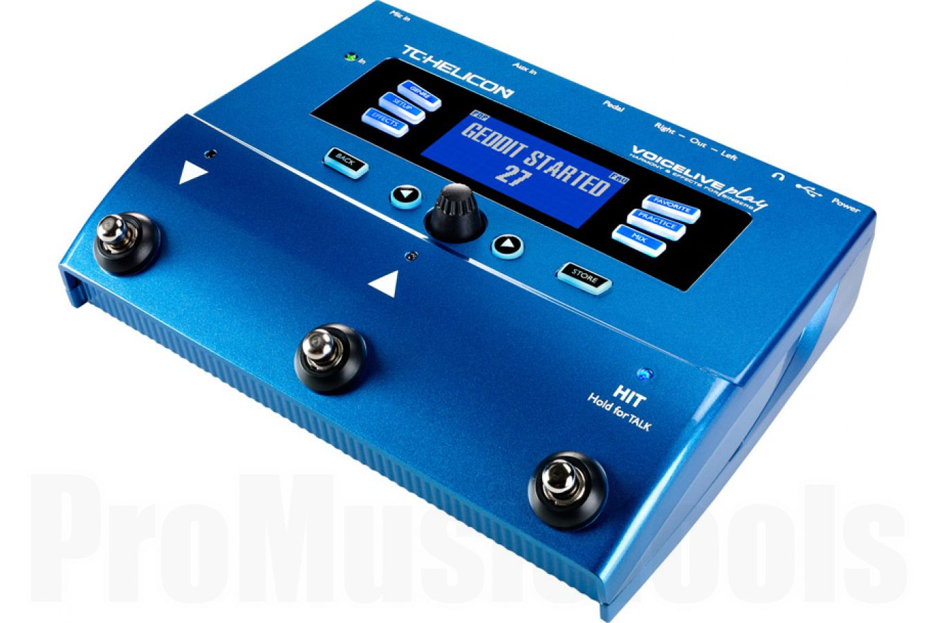 TC Helicon VoiceLive Play - demo