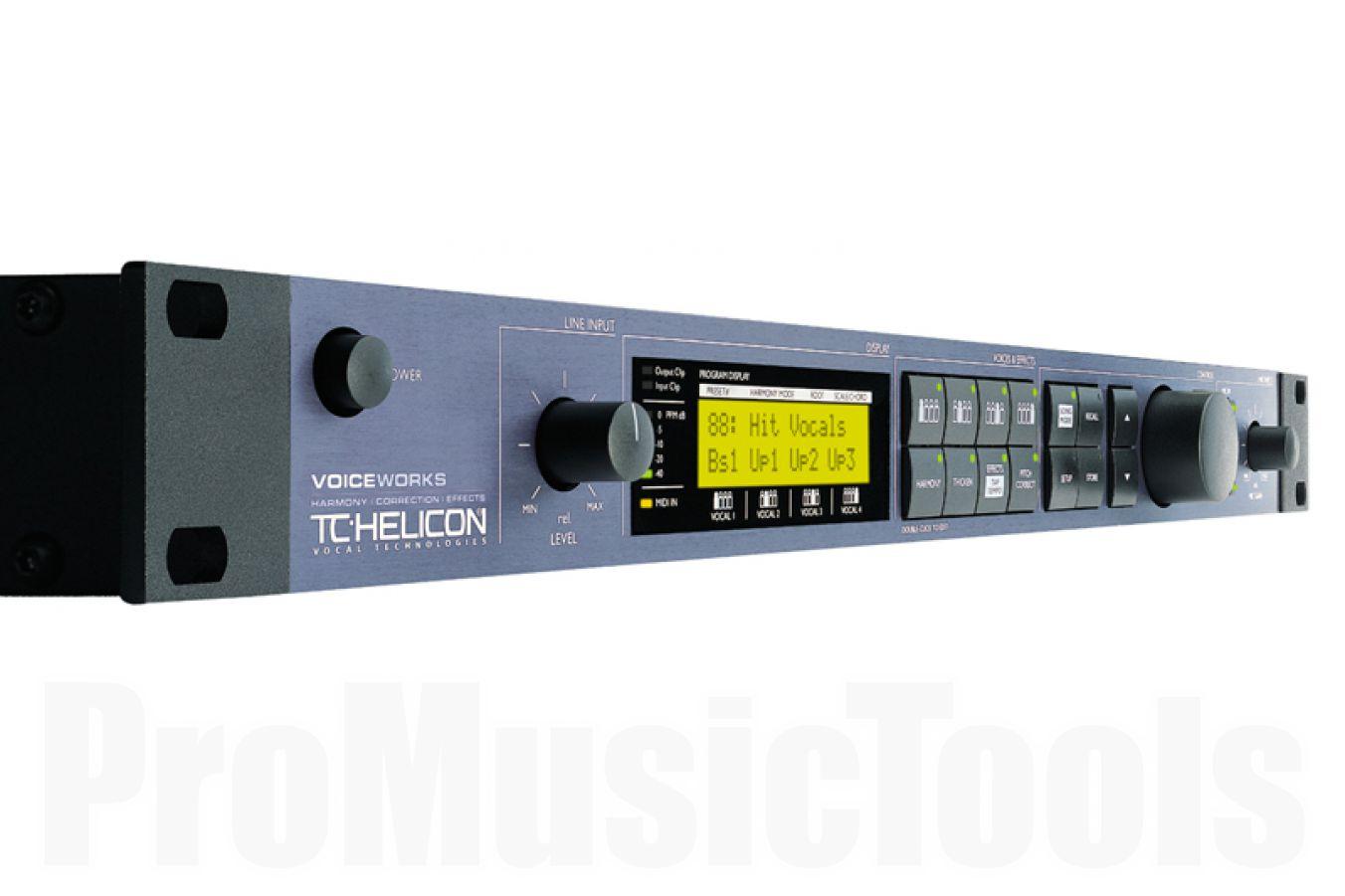 TC Helicon VoiceWorks - b-stock (1x opened box)