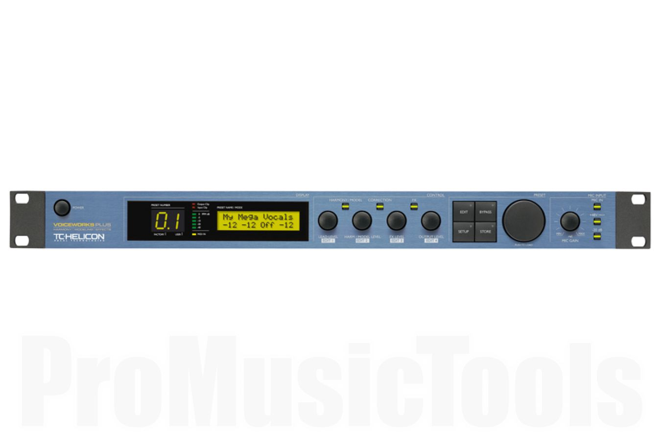 TC Helicon VoiceWorks Plus incl. Switch-3 - Bundle offer