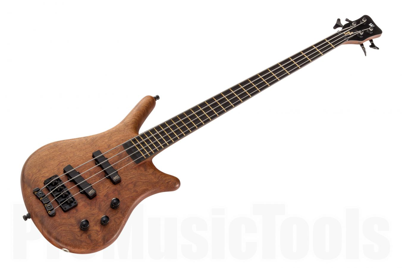Warwick Thumb 4 NT Custom Shop - Bubinga - Handcrafted in Germany