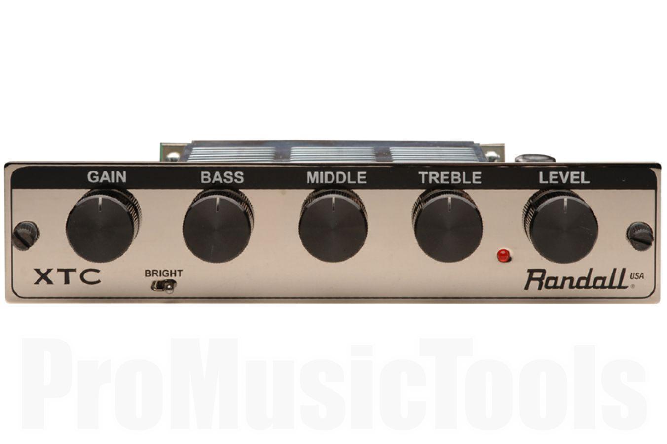 Randall USA XTC MTS guitar amp module