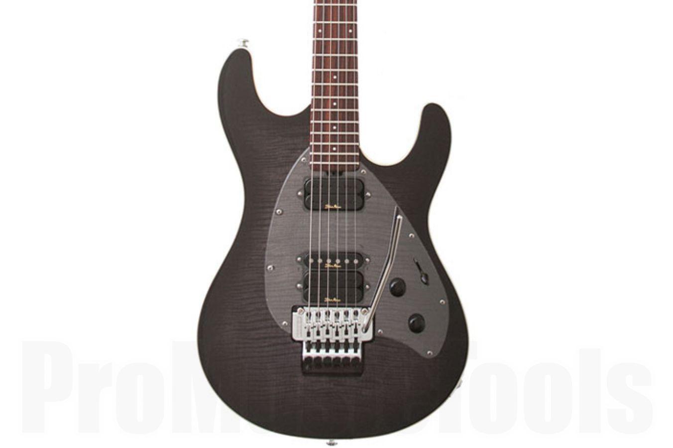 Music Man USA Steve Morse Y2D FR BKB - Black Burst MH
