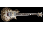 ESP Richard Z. Kruspe RZK-II Burnt CS - Custom Shop