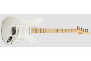 Suhr Classic S SSS OW - Olympic White MN