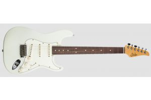 Suhr Classic S Antique SSS OW - Olympic White RW