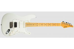 Suhr Classic S Antique HSS OW - Olympic White MN