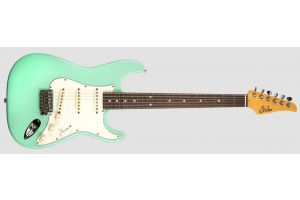 Suhr Classic S Antique SSS SG - Surf Green RW