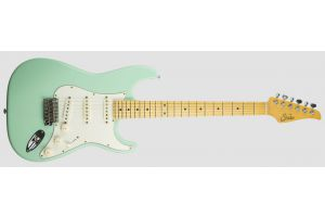 Suhr Classic S Antique SSS SG - Surf Green MN