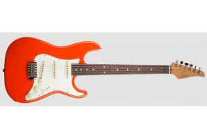 Suhr Classic Scott Henderson Signature SSS FO - Fiesta Orange RW