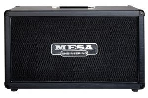 Mesa Boogie Rectifier Cabinet 2X12 Recto Horizontal
