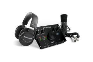 M-Audio Air 192 | 4S Pro Audio-Interface Bundle