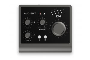 Audient iD4 MKII - 1x opened box