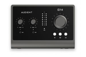 Audient iD14 MKII - 1x opened box