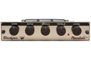 Randall USA MTS Blackface guitar amp module
