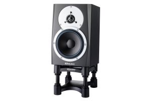 Dynaudio BM Compact mkIII incl. IsoAcoustics ISO-L8R155 speaker stand