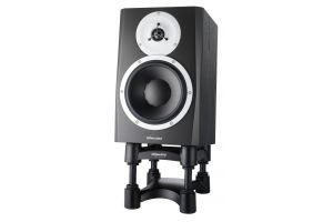 Dynaudio BM12 mkIII incl. IsoAcoustics ISO-L8R200 speaker stand - b-stock (1x opened box)