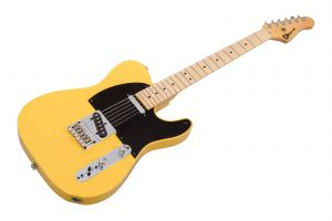 Charvel USA Custom Shop San Dimas Reissue TL-1 Tele w/ Fishman Piezo PowerBridge - Butterscotch