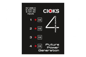 Cioks 4 Power Supply / Expander