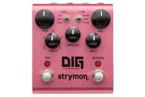 Strymon Dig & MiniSwitch Bundle Set