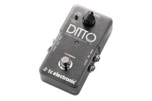 TC Electronic Ditto Stereo Looper - b-stock (1x opened box)