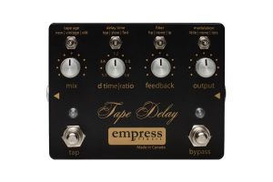Empress Effects Tape Delay - b-stock (1x opened box)